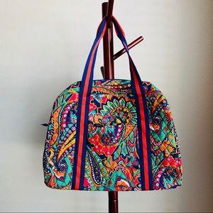 NWT Vera Bradley Sport Duffel Bag